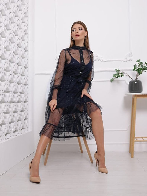 Платье Блестка