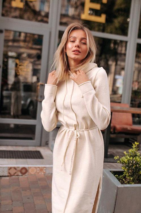 Кашемировое платье