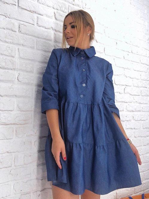 Платье-разлетайка
