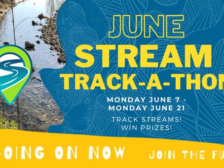Ready! Set! Stream Track! June Stream Track-a-thon