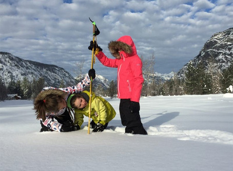 Community Snow Obs Citizen Science - Knowing the Snow Before the Flow