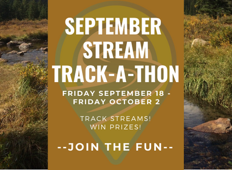 End the season with the September Stream Track-a-thon!