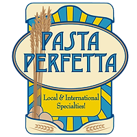 Basket Case Partner Logo, Pasta Perfetta