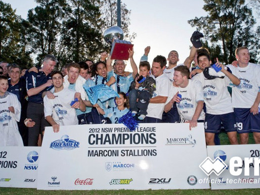 Marconi Stallions 2012 NSW Premier League Champions