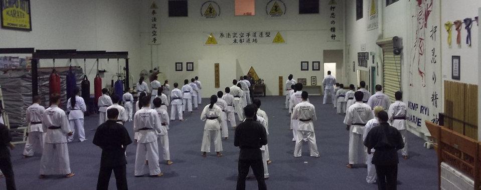 Kemo Ryu Karate Locations