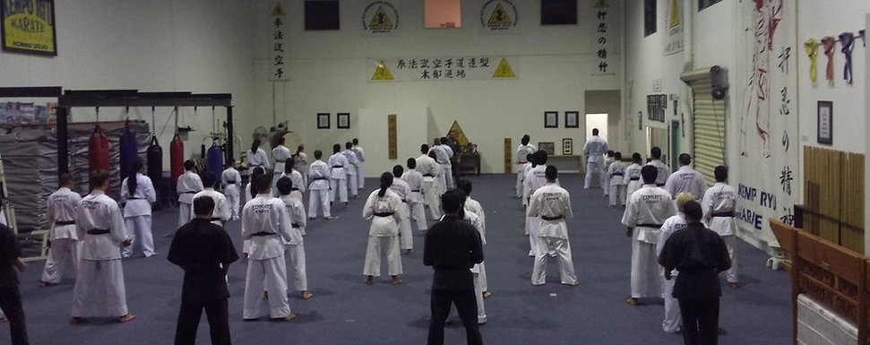 Kemo Ryu Karate Locations