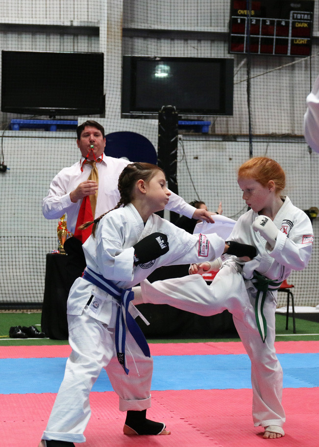 2015 All Australia Karate Championships & Sydney Junior Games Results