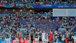 Iceland Argentina