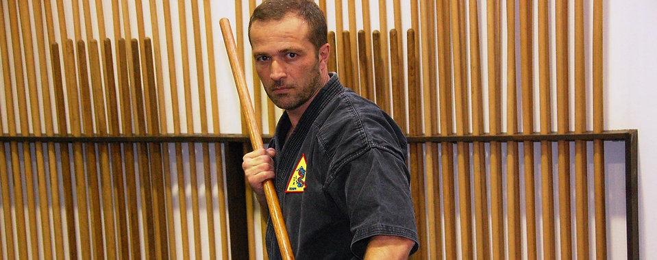 Kempo Ryu Kancho Peter Mylonas