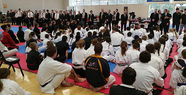 2015 Brisbane/GoldCoast Round 1 Results