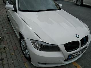 Kiralık BMW ler