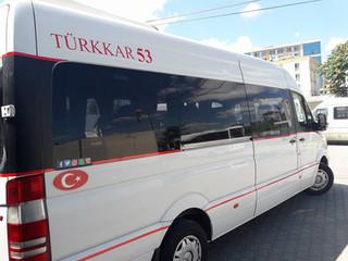 TK 53 İSTANBUL MİNİBÜS VE  OTO KİRALAMA İSTANBUL AVCILAR