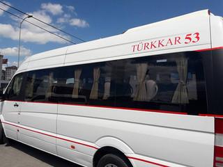 TK 53 İSTANBUL  MİNİBÜS KİRALAMA