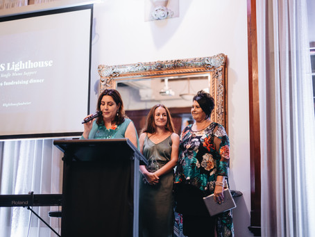 2019 Overcomer Award