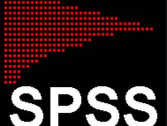 دورة التحليل الاحصائي باستخدام برنامج SPSS :