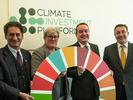 New Climate Investment Platform Targets Increase in Flow of Capital to Clean Energy Projects