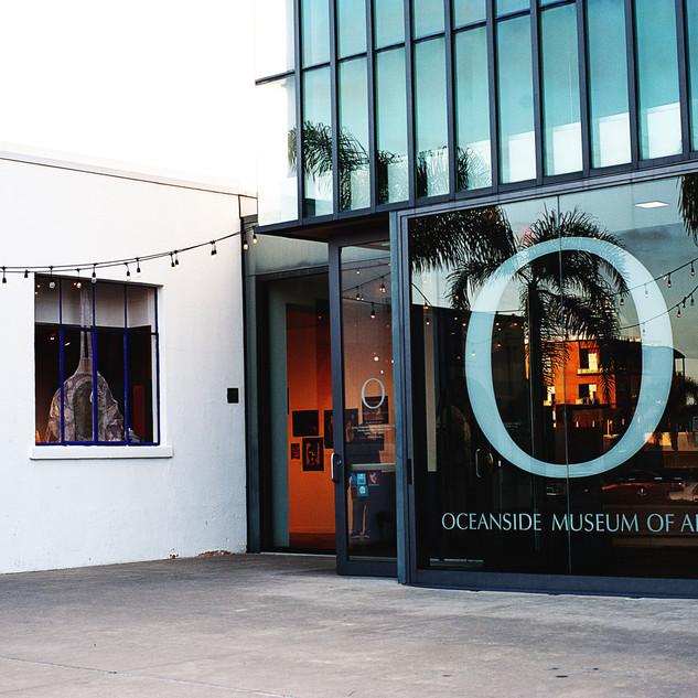Oceanside Museum of Art, 2019