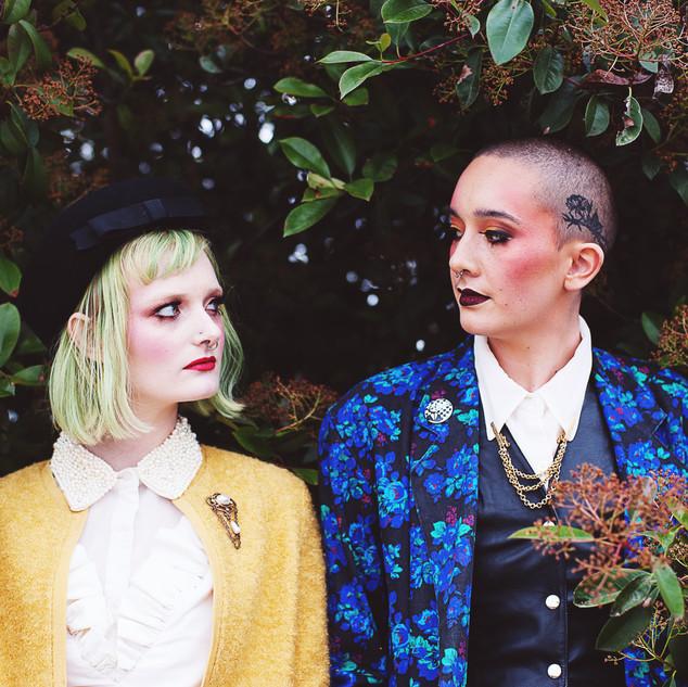 Karma Chameleon, Hey Grrrl Collective Collaboration, 2019