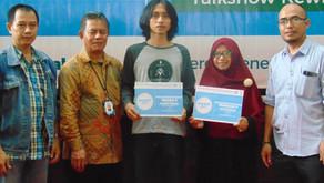 Prodi DKV ISTA Menyabet Dua Prestasi Di Ajang Festival Wirausaha PTS KOPERTIS III 2017
