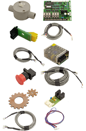 fume cupboard control v4 Kit | Intelec Systems