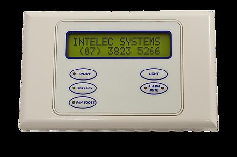 Fume Cupboard Control v5 | Intelec Systems