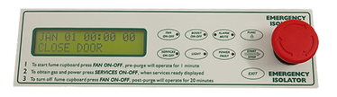Intelec Systems FCV4 | fume cupboard control with this advanced microprocessor controller