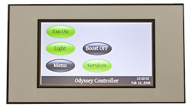 Intelec Systems' Odyssey | Ideal for fume cupbords and automated systems using local or remote interface
