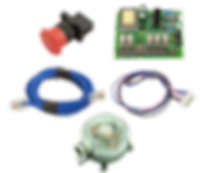 fume cupboard control v5 Kit | Intelec Systems
