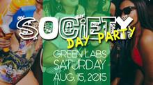Society Day Party