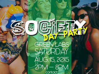 Society Day Party