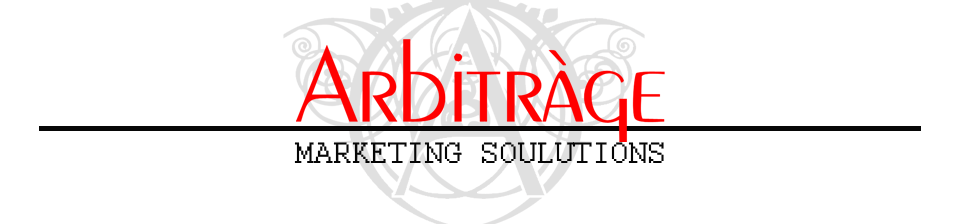 Arbitrage Marketing