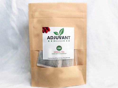 Strawberry Herbal Tea
