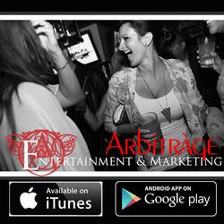 Arbitrage Entertainment App