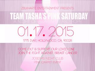Tasha Cooper Cancer Relief