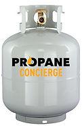 bbq propane tank