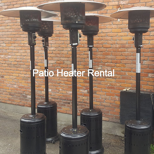 Patio Heater RENTAL