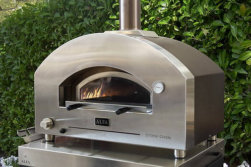 ALPHA - 'STONE' Large Gas Oven