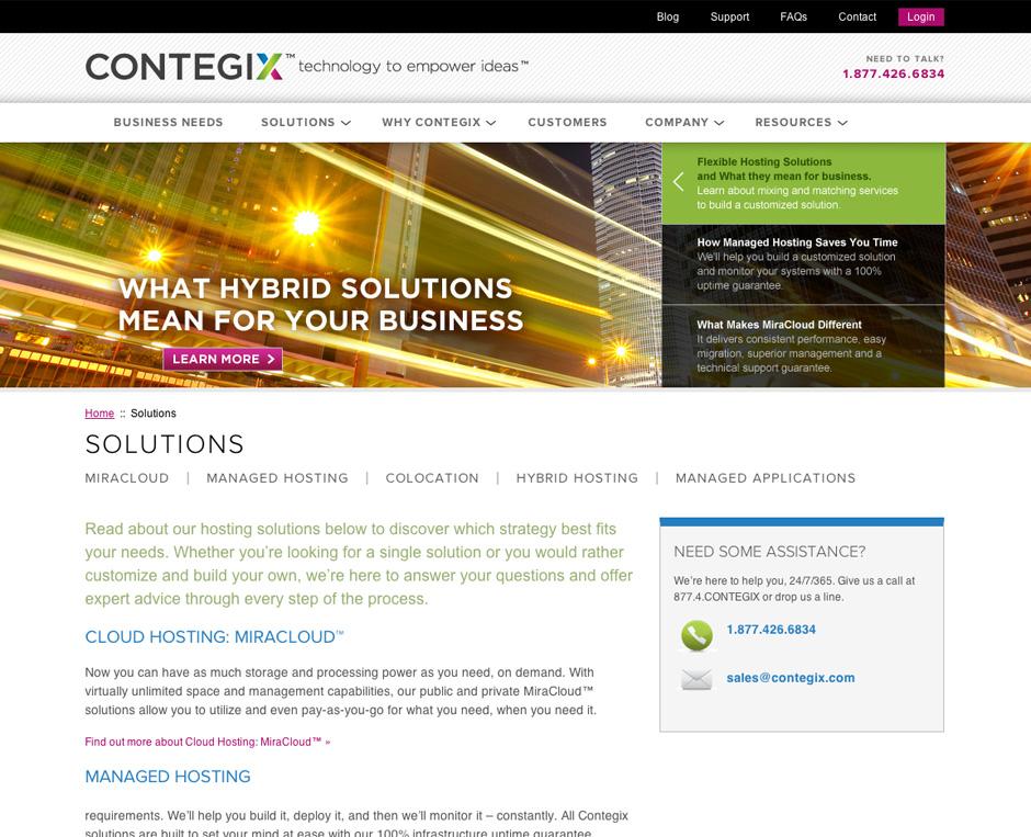 CTX_Website_solutions