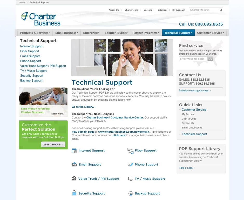 CharterBiz_technicalSupport