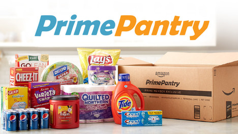 Prime Pantry Launch Creative