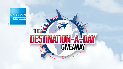 American Express Giveway