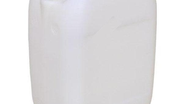 Канистра б/у 30 л, белая (новая крышка)