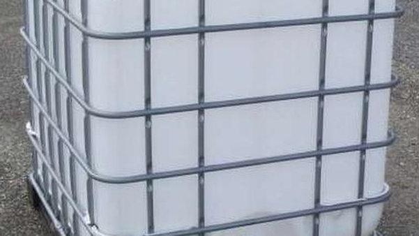 Еврокуб б/у 1000 л. в металлической обрешетке. 1 категория