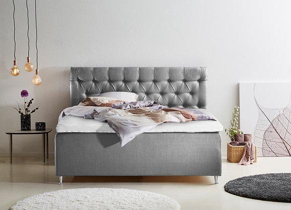 Soulmate kontinental seng 150x200