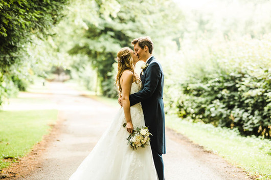 Private moments in Cirencester park