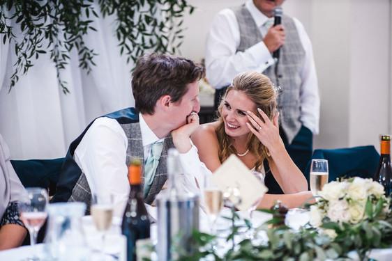 Sharing laughs