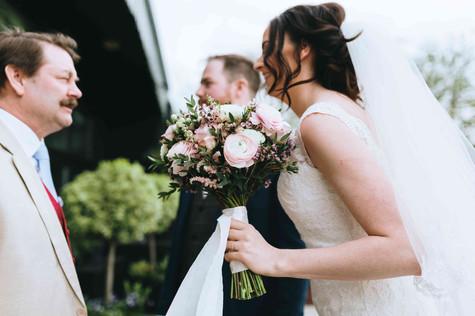 LB  Wellington Barn Wedding Photography-