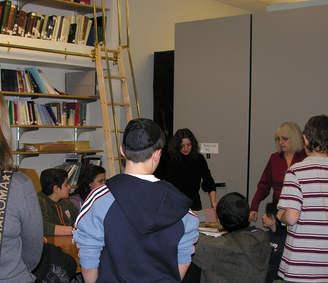 Foto JHC Grade 7 Gray Academy Febr. 2008