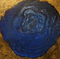 Geode Acrylic 10'x10' 2019
