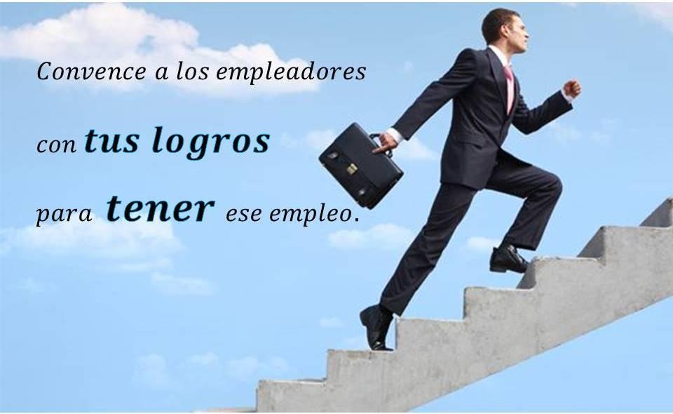 los logros para tener empleo